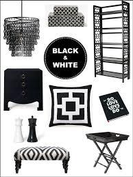 Home Decor Boutiques Online Black U0026 White Home Decor Stellar Interior Design