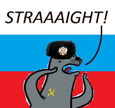 Seal Gay Meme - the russians don t like the gay seal meme imgur