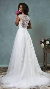 wedding dress lace best 25 lace back wedding dress ideas on barn wedding
