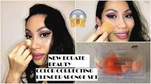 new equate walmart brand makeup sponge set for dark circles and