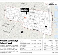 Zip Code Map Of Philadelphia by At Meredith A Kindergarten Lottery Stirs Worries U2014 And Larger Issues
