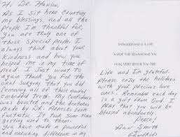 thanksgiving appreciation letter testimonials lincoln park institute