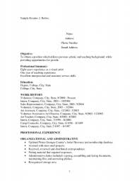 resume for stay at home mom returning to work examples resume
