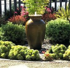 Mini Water Garden Ideas Small Backyard Ideas Small Garden Water Fountains Rock