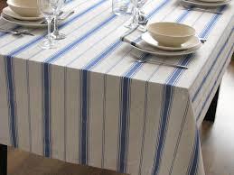 blue and white striped table runner karimbilal net