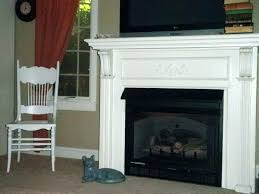 gas fireplace smells like burning plastic fireplace smell installing gas fireplace logs gas fireplace logs smell