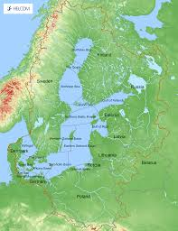 Baltic Sea Map Our Baltic Sea U2013 State Of The Baltic Sea