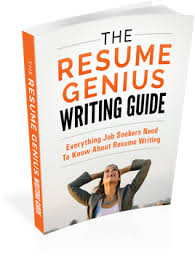 How To Write A Resume For A First Time Job by How To Write A Resume Resume Genius