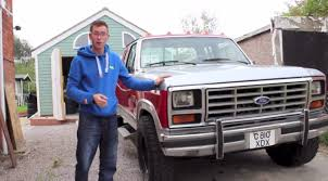 Ford Diesel Truck Engines - ford f 250 with a mercedes diesel inline six u2013 engine swap depot