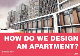 how do we design an apartment u2013 l z w
