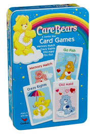 amazon care bears card game office products