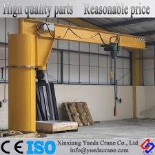 pedestal jib crane pedestal jib crane suppliers and manufacturers