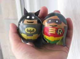 Easter Egg Decorating Ideas Characters by Cool Easter Egg Ideas
