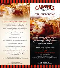 celebrate the with family and friends carmine s