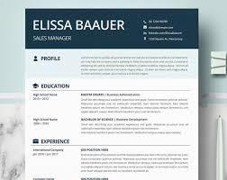 modern resume sles 2017 ms word modern resume templates professional biodata format for ms word