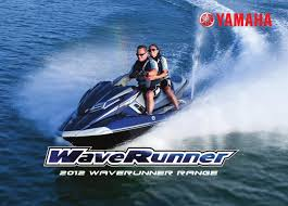 2012 yamaha waverunner brochure by myboatingshop com issuu