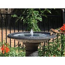 bird bath wigglers u0026 bubblers hayneedle
