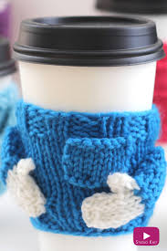 top 25 best mug cozy pattern ideas on pinterest crochet mug