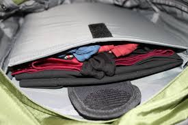 Travel Clothing Wrinkle Free Packing Tip Use A Laptop Sleeve For Wrinkle Free Clothes Ocd