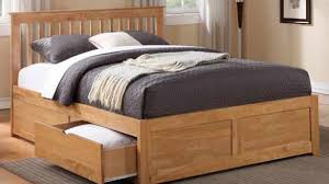 oak storage bed with drawers limelight bianca bed frame 5ft in
