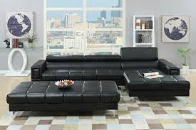 black sectional sofa bed black microfiber sectional sofa