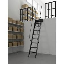 mezzanine access ladder mezzanine stairs