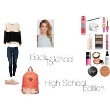 first day hair makeup outfit high natural would look geous makeup tips ideas this first day bts look is cal yet put together and perfect for
