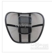 wholesale car seat office chair massage back lumbar support mesh