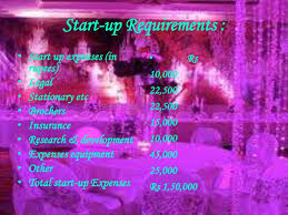 wedding planner requirements wedding planner