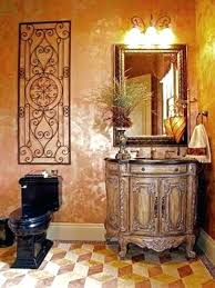 Tuscan Bathroom Design Wall Decor Compact Iron Wall Decor Tuscan Pictures Wall Ideas