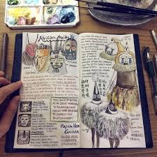 286 best watercolor journals and sketchbooks images on