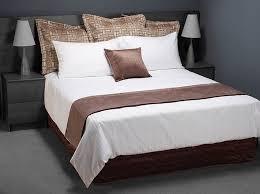 Chocolate Bed Linen - bed linen polesy