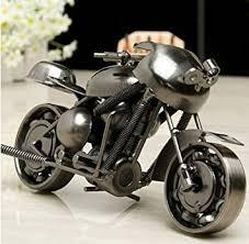 eqlef iron motorcycle model creative motorcycle modern ornaments