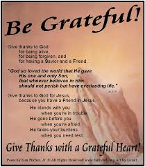 be grateful christian poemalways gratitudethankful to god