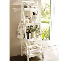 Shabby Chic Bathroom Storage White Wooden Towel Rack For Shabby Chic Bathroom Idea Free