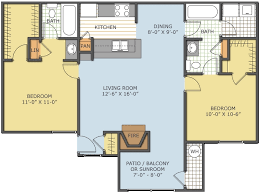 Lakeside Floor Plan Lakeside Apartments Jacksonville Fl Apartment Finder
