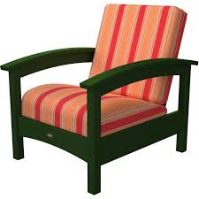 Discontinued Patio Furniture by Trex Rockport Club Chair Rocking Furniture