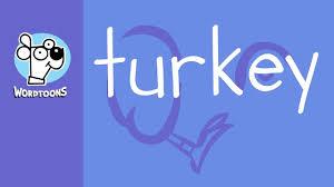 turkey drawings thanksgiving draw a thanksgiving turkey from the word turkey wordtoon turkey