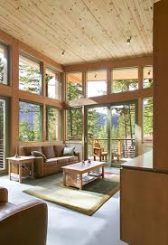 Minimalist Home Designs Hillside Home Design Architecture Minimalist Cabin Decorating