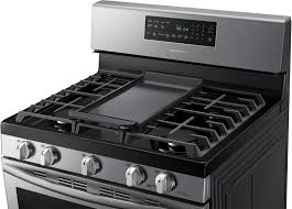 Cooktop Range With Downdraft Kitchen Great Samsung Nx58h5600ss 30 Inch Freestanding Gas Range