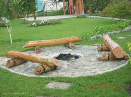 Firepit Seating Pit Seating Diy Design And Ideas