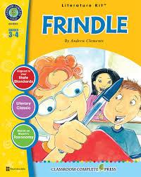 amazon com frindle novel study guide gr 3 4 classroom