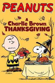charlie brown thanksgiving dvd family