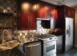 Kitchen Backsplash Materials An Architect Explains - Kitchen metal backsplash