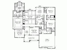 one story 40x50 floor plan home builders single story