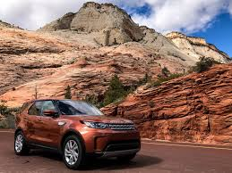 land rover brown test drive 2017 land rover discovery cool hunting