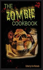 Halloween Poem Short The Zombie Cookbook The Zombie Cookbook Kim Richards Cinsearae