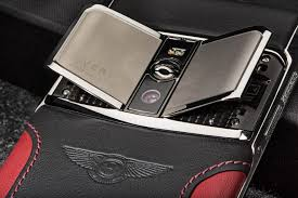 vertu bentley red magazine