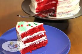 red velvet cake recipe filipino recipes portal