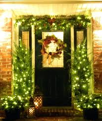 Door Decorations For Winter - front doors front door decorating ideas for winter front door